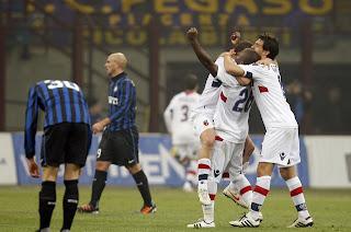 Continua la `caída libre´ del Inter en el Calcio