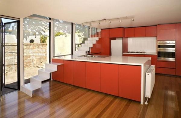 Modelos y Diseños de Cocinas Abiertas | Cómo Diseñar Cocinas ...