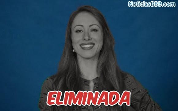 Aline é eliminada do BBB14 - 66 porcentagem dos votos
