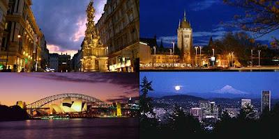 Kota Wisata Paling Sehat di Dunia