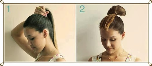Wie macht man ein Bogen Frisur