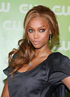 Hairstyles on Fash Craze  Tyra Banks Different Hairstyles