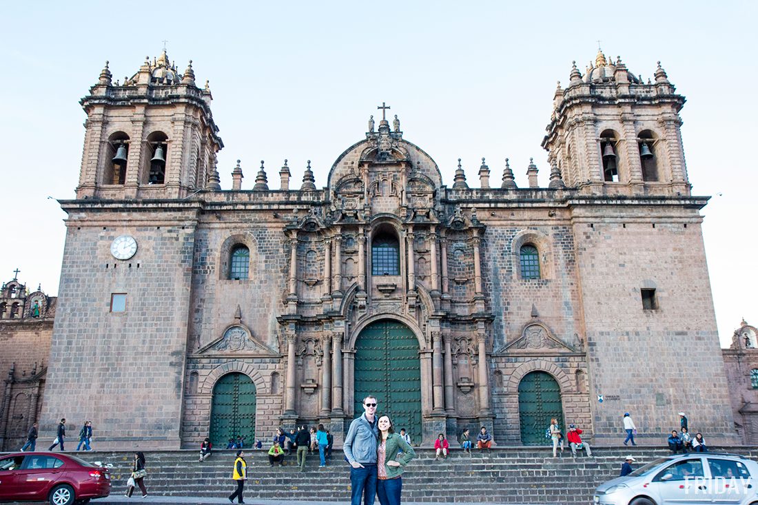 Visiting Cusco, Peru