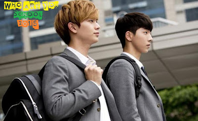 Biodata Pemeran Drama Who Are You: School 2015