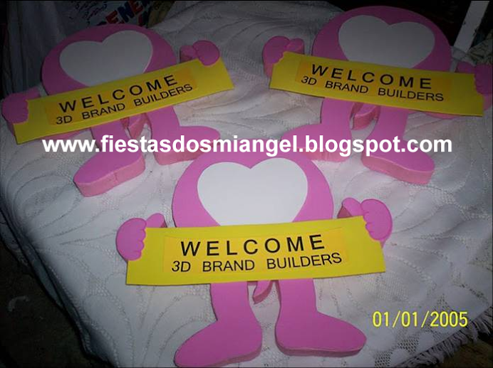 WELCOME 3D BRAND BUILDERS II