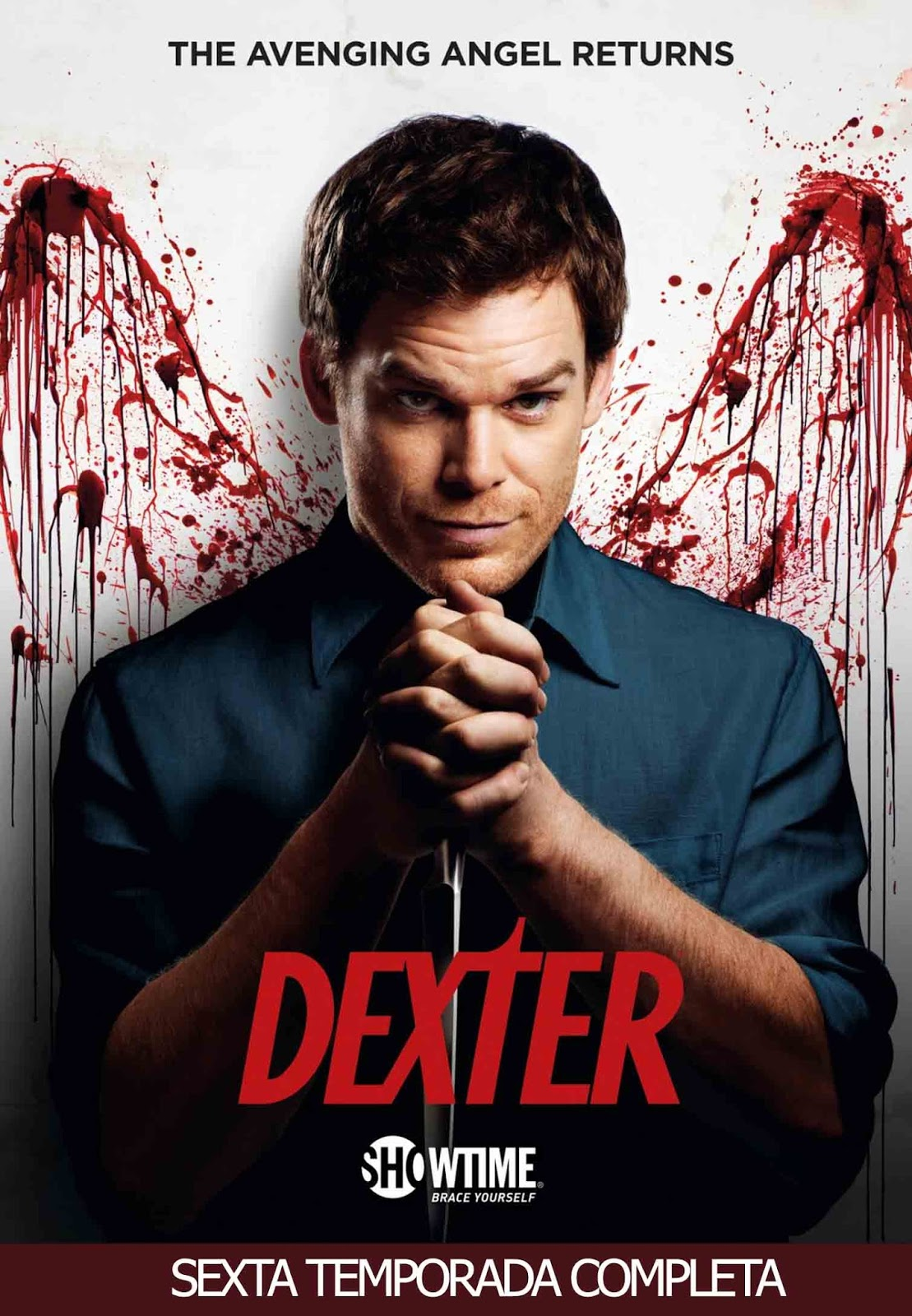 Dexter 6ª Temporada Torrent - Blu-ray Rip 720p Dublado (2011)
