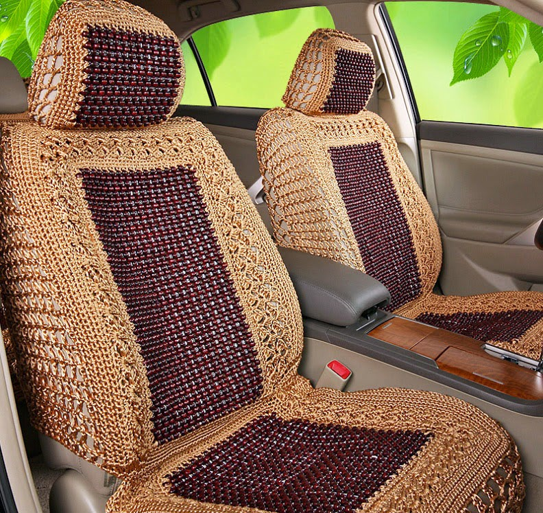 Beaded Seat Covers For Defense