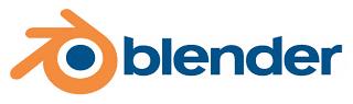 Logo Blender 3D
