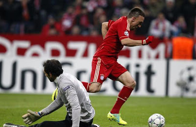 Bayern Munich 3 - 1 Villarreal (1)