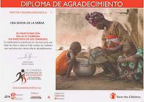 Colaboramos cada año con Save The Children 2014
