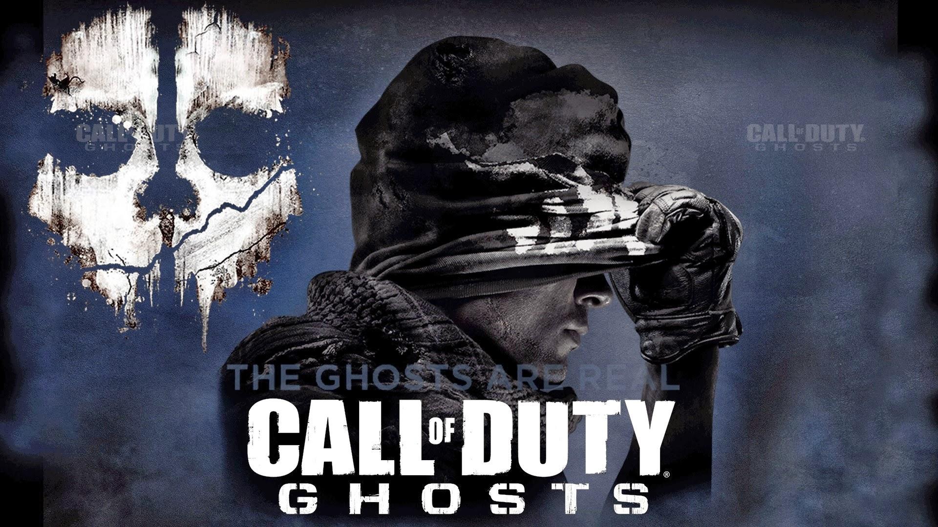 Cod Ghosts Skull Wallpaper