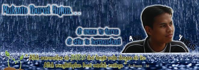 Mukmin Ibarat Hujan