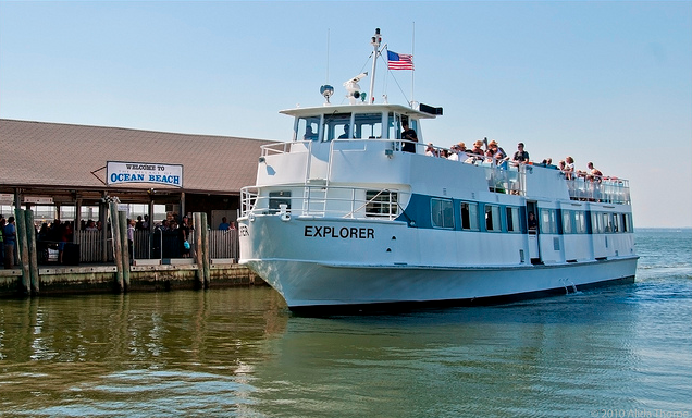 Ferry Schedule To Kismet Fire Island