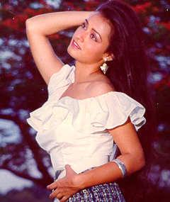 Telugu Actress Amala Mukherjee Hot Pics