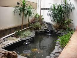 Contoh Gambag Model Taman Rumah Minimalis 2