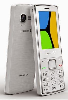 Videocon Vstyle Flip price India image