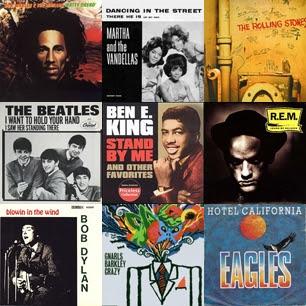 Capa dos principais álbuns de todos os tempos