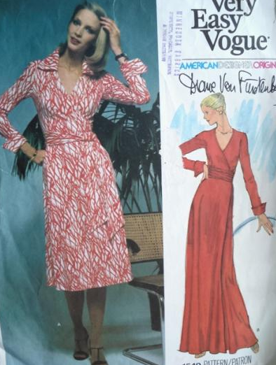 Vintage Dvf Dresses You can buy a vintage DVF wrap