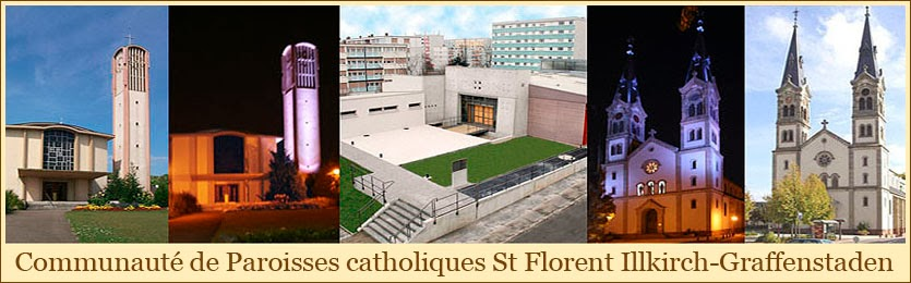 St Symphorien - N.D. de la Paix - St Joseph