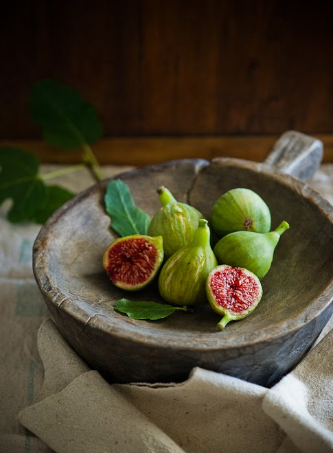 Fig+Sage: Recipe :: Roasted Figs with Sage and Red Wine