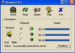 Download Dan Cara Menggunakan Software UltraSurf