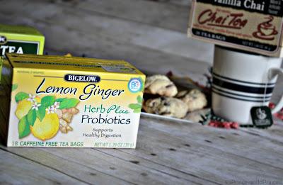 Probiotic Teas