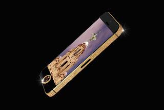 Harga iPhone 5 Black Diamond termahal di Dunia