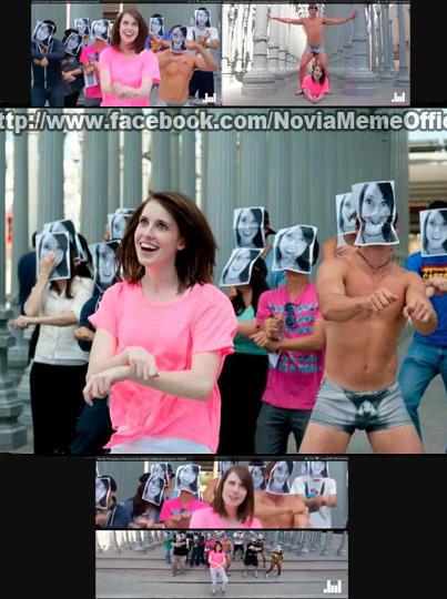 video-chica-meme-bailando-Bailando-Gangnam-Style