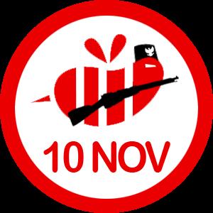 Kumpulan Gambar DP BBM Gerak Hari Pahlawan 2015