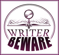 Writer Beware®: The  Blog
