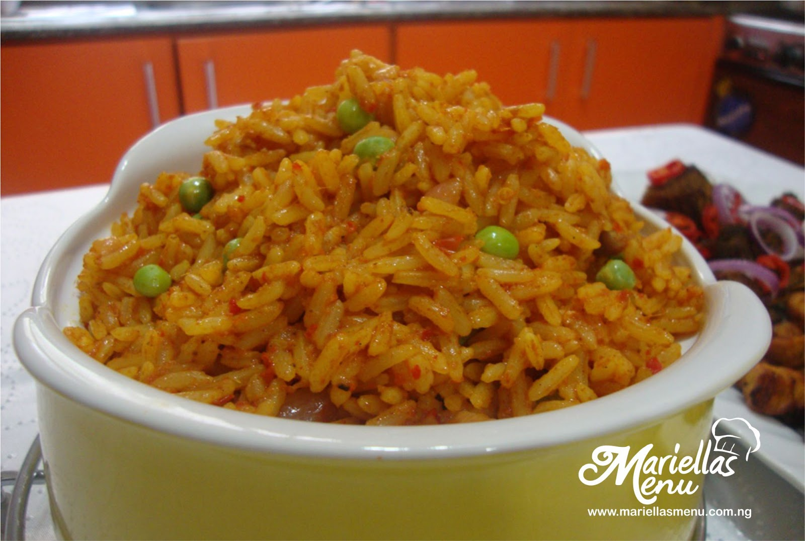 how to prepare nigerian jollof rice