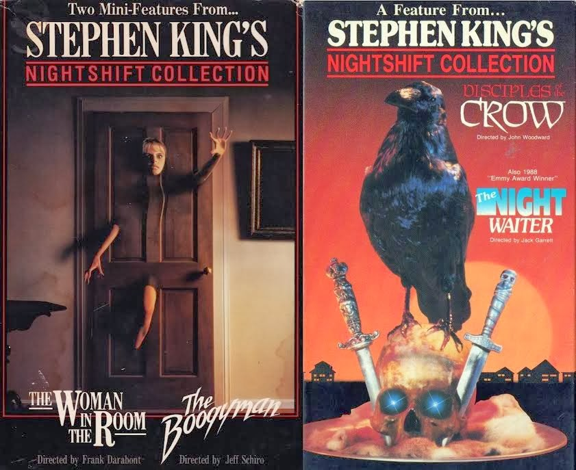 Unseen Films: Stephen King's Night Shift Collection Vol. 1 & 2 ...