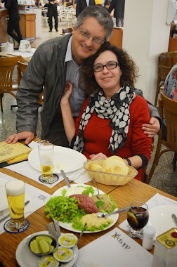 com a amiga Stella Lobo