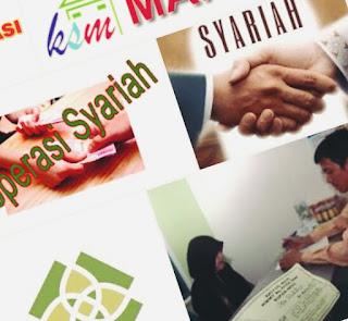 Usaha Koperasi Syariah
