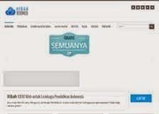 Hibah 1000Web untuk Lembaga Pendidikan Indonesia