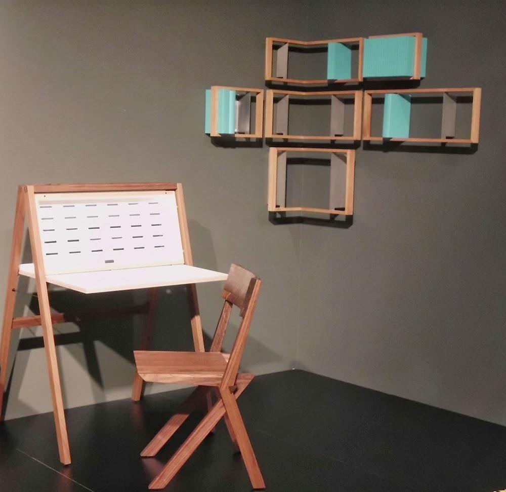 Neues fürs Büro auf der Kölner Möbelmesse imm cologne 2014!