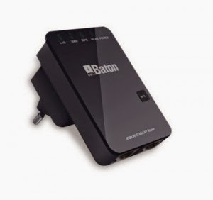 Flipkart : iBall 300M Wi-Fi Mini AP Router – iB-WRR300N at Rs.1540 : Flipkart