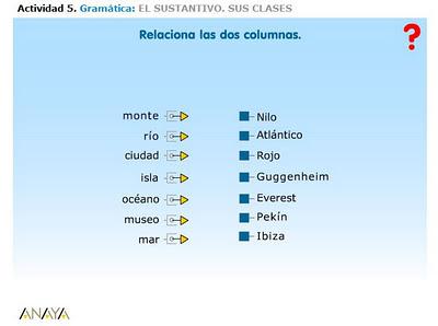 lengua sustantivo: