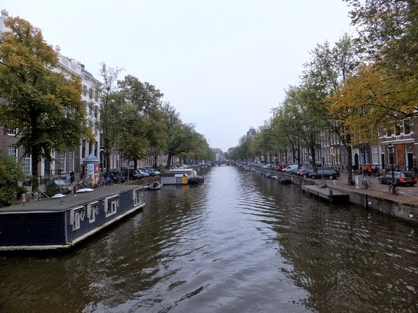 amsterdam canaux ouest