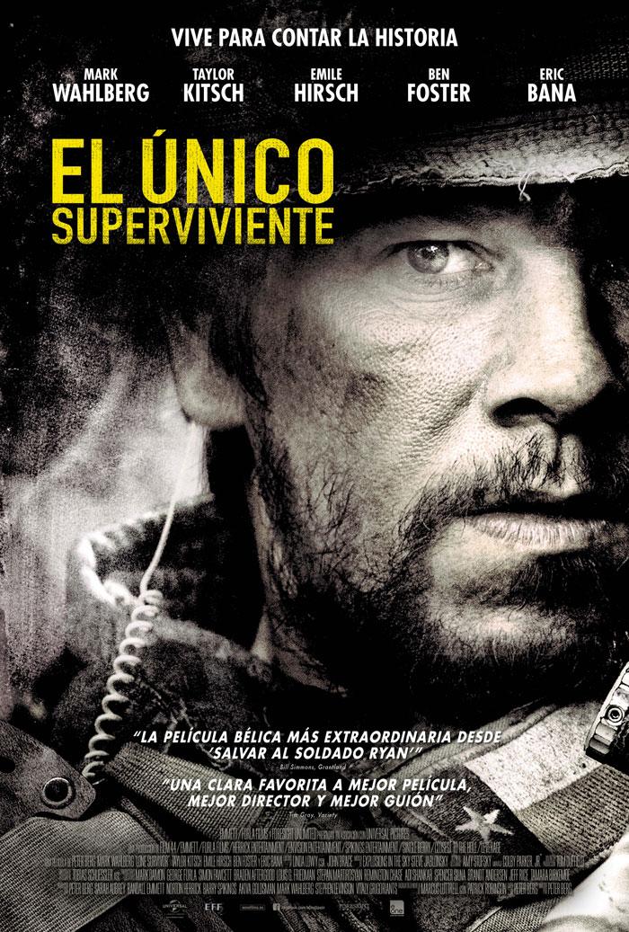 Mark Wahlberg como El único superviviente