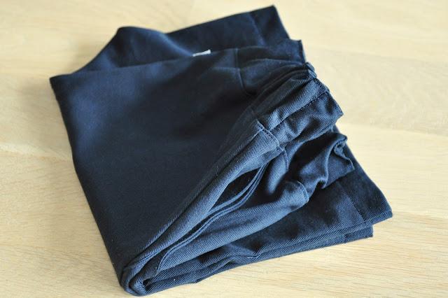 hjemmesyet børne shorts
