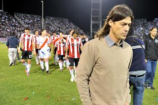 River Plate eliminado de la Copa Argentina