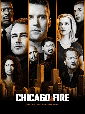 Chicago Fire - 7ª Temporada Séries Torrent Download capa