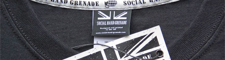 Social Hand Grenade, brand of clothing