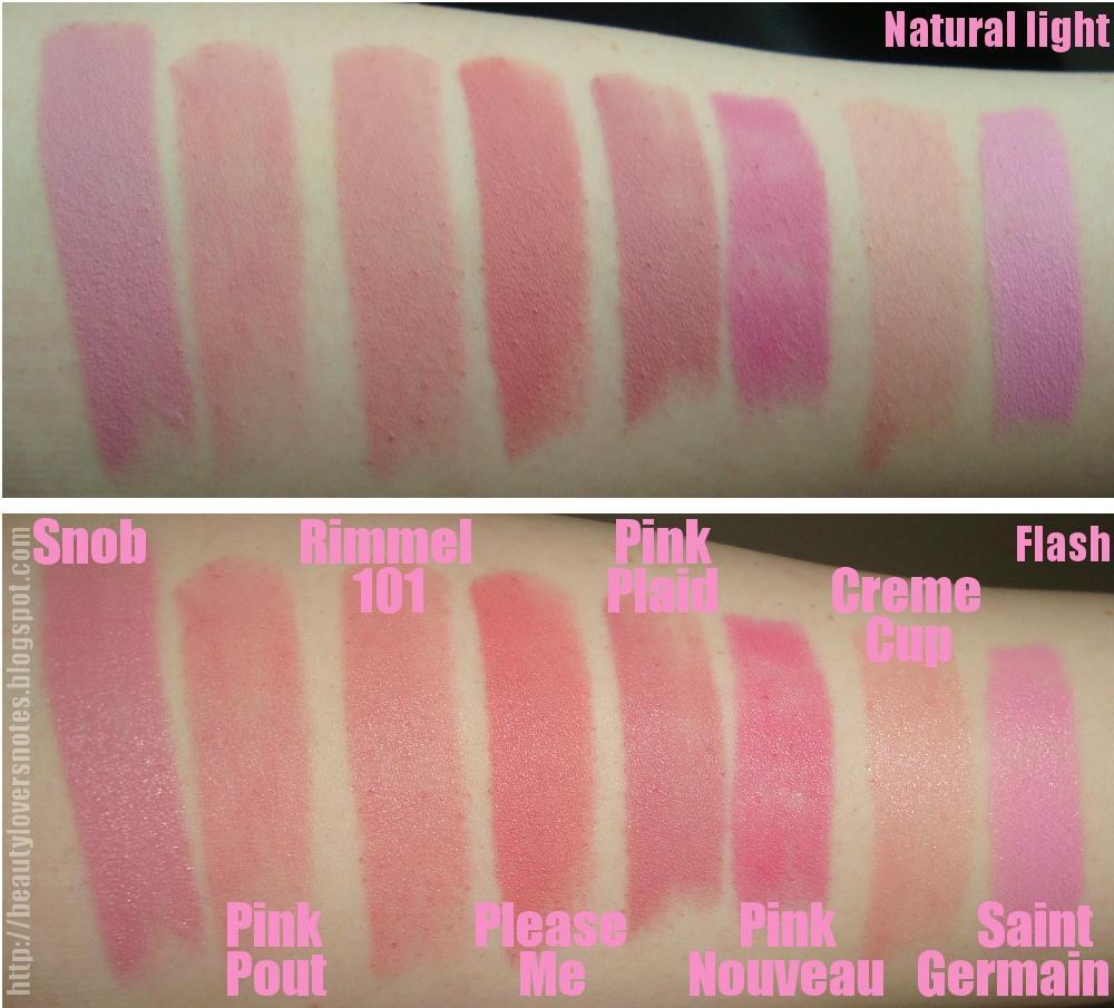mac pink plaid vs please me - photo #6