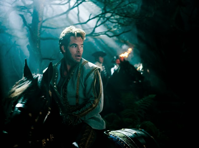 Into the woods Rob Marshall