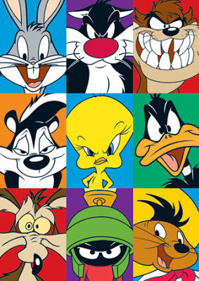 Juegos de Bugs Bunny de Looney Tunes