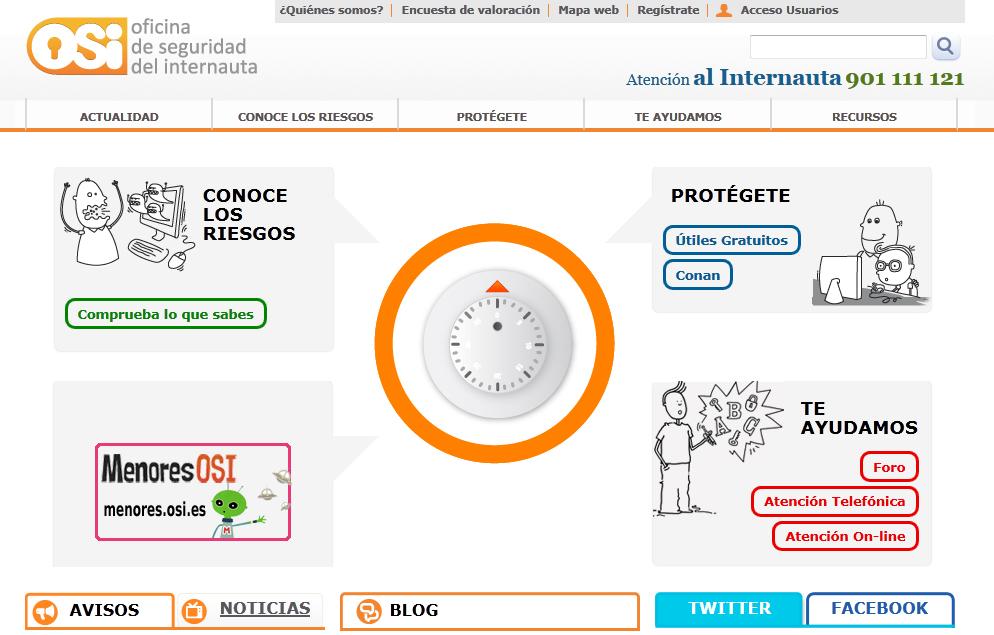 Seguridad inform tica a lo jabal blog de seguridad informatica y hacking en asturias - Oficina de seguridad del internauta ...