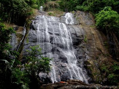 Sri Lankan beautiful water falls, Ehaliyagoda, Ellawala, Manan Alla, Places to visit near Rathnapura