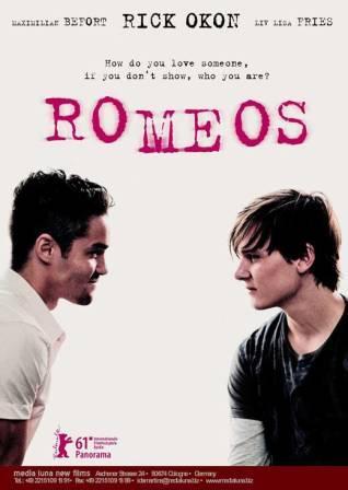 Romeos, 2011, carátula